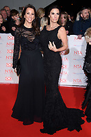 Andrea McLean at the National Television Awards 2018 at the O2 Arena, Greenwich, London, UK. <br /> 23 January  2018<br /> Picture: Steve Vas/Featureflash/SilverHub 0208 004 5359 sales@silverhubmedia.com