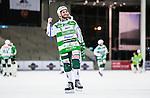 V&auml;ster&aring;s 2015-11-25 Bandy Elitserien V&auml;ster&aring;s SK  - Bolln&auml;s GIF :  <br /> V&auml;ster&aring;s Tobias Holmberg firar 3-2 segern efter matchen mellan V&auml;ster&aring;s SK  och Bolln&auml;s GIF <br /> (Foto: Kenta J&ouml;nsson) Nyckelord:  Bandy Elitserien ABB Arena Syd V&auml;ster&aring;s SK VSK Bolln&auml;s GIF Giffarna BGIF jubel gl&auml;dje lycka glad happy