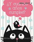 Dreams, CHILDREN BOOKS, BIRTHDAY, GEBURTSTAG, CUMPLEAÑOS, paintings+++++,MEDAHB37/4,#BI#, EVERYDAY