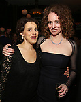 Judy Kuhn and Rebecca Taichman attend the Broadway Opening Night After Party for  'Indecent' at Bryant Park Grill on April 18, 2017 in New York City.
