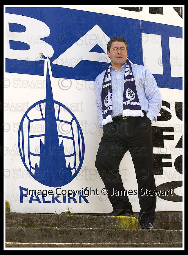 07/05/2002                   Copyright Pic : James Stewart.File Name : stewart-mccoll 05.NEW FALKIRK HEAD COACH IAN MCCALL.......Payments to :-.James Stewart Photo Agency, 19 Carronlea Drive, Falkirk. FK2 8DN      Vat Reg No. 607 6932 25.Office     : +44 (0)1324 570906     .Mobile  : +44 (0)7721 416997.Fax         :  +44 (0)1324 570906.E-mail  :  jim@jspa.co.uk.If you require further information then contact Jim Stewart on any of the numbers above.........