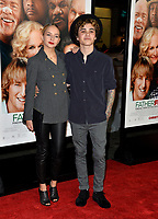 Rosa Pottorff &amp; Sam Pottorff at the world premiere of &quot;Father Figures&quot; at the TCL Chinese Theatre, Hollywood, USA 13 Dec. 2017<br /> Picture: Paul Smith/Featureflash/SilverHub 0208 004 5359 sales@silverhubmedia.com
