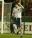 27/11/2004  Copyright Pic : James Stewart.File Name : jspa18_falkirk_v_ross_county.STUART MALCOLM CELEBRATES AFTER HE SCORES COUNTY'S EQUALISING SECOND GOAL......Payments to :.James Stewart Photo Agency 19 Carronlea Drive, Falkirk. FK2 8DN      Vat Reg No. 607 6932 25.Office     : +44 (0)1324 570906     .Mobile   : +44 (0)7721 416997.Fax         : +44 (0)1324 570906.E-mail  :  jim@jspa.co.uk.If you require further information then contact Jim Stewart on any of the numbers above.........