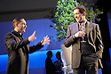 The Man of Mode  by George Etherege ,directed by Nicholas Hytner . With Tom Hardy as Dorimant [l] , Bertie Carvel as Medley . Opens at the Olivier Theatre at the National Theatre on 6/2/07    CREDIT Geraint Lewis