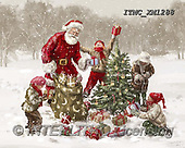 Marcello, CHRISTMAS SANTA, SNOWMAN, WEIHNACHTSMÄNNER, SCHNEEMÄNNER, PAPÁ NOEL, MUÑECOS DE NIEVE, paintings+++++,ITMCXM1288,#X#