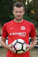 Jonas Herberg (RW Walldorf) - Mörfelden-Walldorf 04.08.2020: Mannschaftsvorstellung von Hessenligist Rot-Weiss Walldorf für die Saison 2020/21