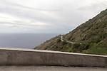 Roadway Views Of Saba