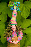 Hand made dolls by Lisa Leverton