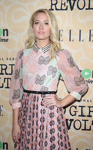 NEW YORK, NY-October 18:Anna Camp at Amazon Originasl Series Good Girls Revolt screening  at the Joseph Urban Theater at Hearst Tower in New York.October 18, 2016. Credit:RW/MediaPunch