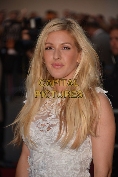LONDON, ENGLAND SEPTEMBER 02:  Ellie Goulding attends the GQ Men of the Year 2014 awards in association with Hugo Boss at The Royal Opera House on September 2, 2014 in London, England.<br /> CAP/PL<br /> &copy;Phil Loftus/Capital Pictures