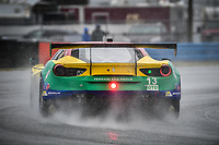 #13 VIA ITALIA RACING (ITA) FERRARI 488 GT3 GTD CHICO LONGO (BRA) VICTOR FRANZONI (BRA) MARCOS GOMES (BRA) ANDREA BERTOLINI (ITA)