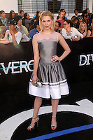 """Claudia Lee<br /> at the """"Divergent"""" Los Angeles Premiere, Regency Bruin Theatre, Westwood, CA 03-18-14<br /> Dave Edwards/DailyCeleb.com 818-249-4998"""