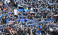 San Jose Earthquakes vs Columbus Crew, Sunday, April 13, 2014