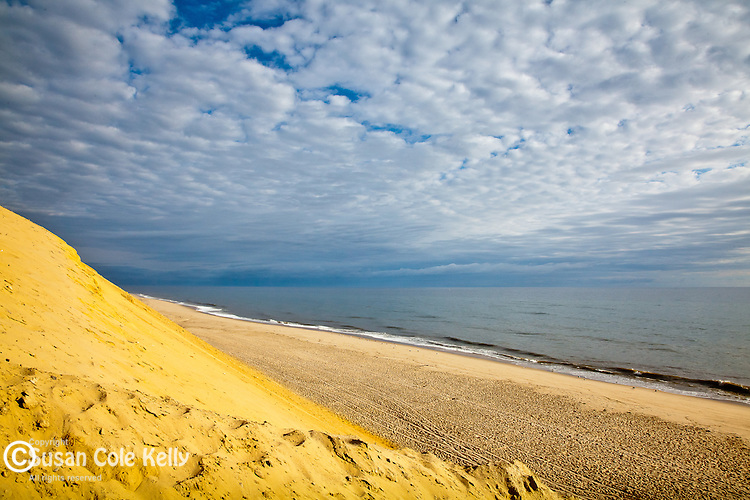 Cahoon Hollow Beach, Wellfleet, Cape Cod, MA, USA