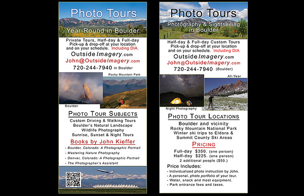 John leads photo tours and workshops throughout Colorado, including Denver.<br />