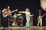 The Who 1973 John Entwistle, Roger Daltrey, Keith Moon and Pete Townshend on Top Of The Pops