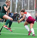 ALMERE - Hockey - Overgangsklasse competitie dames ALMERE- ROTTERDAM (0-0) .  Maria Verga (Almere)   COPYRIGHT KOEN SUYK