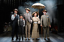 Danielle Tarento, Steven M Levy, Sean Sweeney and Vaughan Williams present RAGTIME, at the Charing Cross Theatre. Directed by Thom Southerland, with lighting design by Howard Hudson. Picture shows: Jonathan Stewart (Younger Brother), Samuel Peterson (Little Boy), Earl Carpenter (Father), Anita Louise Combe (Mother), Anthony Cable (Grandfather).