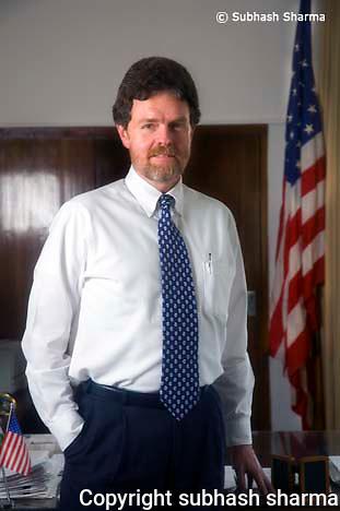 US consul general in india Michael Owen