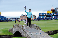 144th Open St Andrews 2015 R2