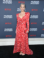 "10 June 2019 - Westwood, California - Molly Sims. Netflix's ""Murder Mystery"" Los Angeles Premiere held at Regency Village Theater. Photo Credit: Birdie Thompson/AdMedia"
