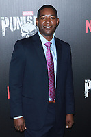 NEW YORK, NY - NOVEMBER 06: Royce Johnson at  'Marvel's The Punisher' New York premiere at AMC Loews 34th Street 14 theater on November 6, 2017 in New York City. <br /> CAP/MPI99<br /> &copy;MPI99/Capital Pictures