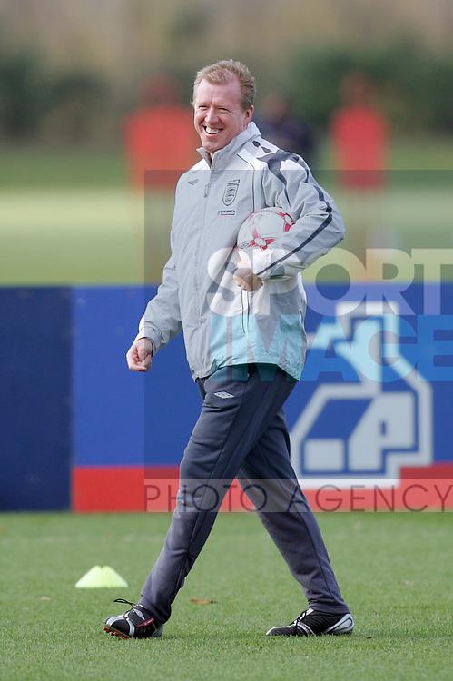 England's Steve McClaren
