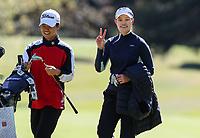 Kum Kang Park. New Zealand Amateur Championship, Wairakei Golf Course and Sanctuary, Taupo, New Zealand, Friday 2 November 2018. Photo: Simon Watts/www.bwmedia.co.nz