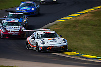 Porsche GT3 Cup Challenge USA<br /> Virginia International Raceway<br /> Virginia International Raceway, Alton, VA USA<br /> Sunday 27 August 2017<br /> 91, Anthony Imperato, GT3P, USA, 2017 Porsche 991<br /> World Copyright: Jake Galstad<br /> LAT Images