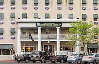 Historic Gettysburg Hotel, est. 1797, Gettyburg, Pennsylvania, USA