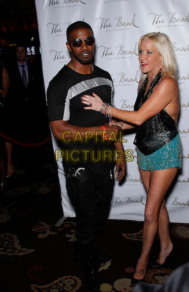 02 May 2015 - Las Vegas, Nevada - Jamie Foxx. Jamie Foxx hosts Fight After Party at Bank Nightclub inside the Bellagio Resort Hotel and Casino.  <br /> CAP/ADM/MJT<br /> &copy; MJT/AdMedia/Capital Pictures