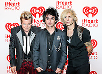 LAS VEGAS, NV - September 21: Green Day  pictured at iHeart Radio Music Festival at MGM Grand Resort on September 21, 2012 in Las Vegas, Nevada..    &copy; RD/ Kabik/ Starlitepics / Mediapunchinc /NortePhoto<br />