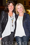 Having a night out in Tralee on Saturday night were Nuala Kelly and Noreen Stack from Ardfert.