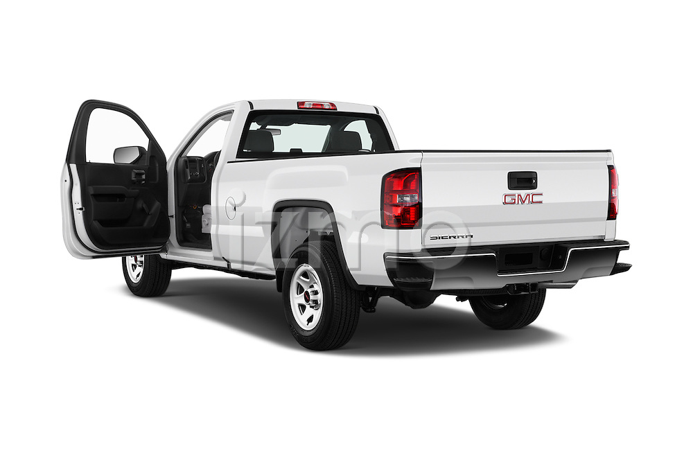 Car images of 2017 GMC Sierra-1500 Regular-Cab 2 Door Pickup Doors