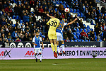 Leganes Nordin Amrabat vs Villarreal during Copa del Rey match. 20180104.