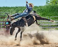 RAM Rodeo '17 0603 Orangeville Bulls-Broncs bucket