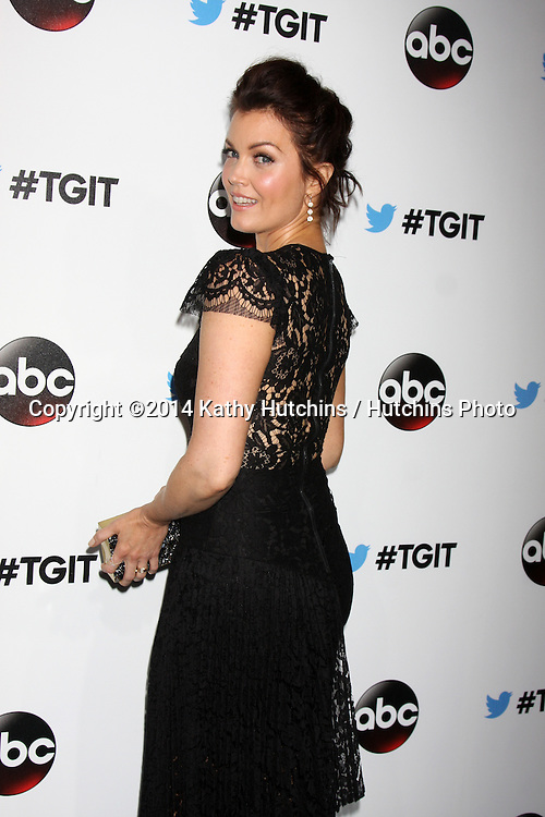 LOS ANGELES - SEP 20:  Bellamy Young at the TGIT Premiere Event for Grey's Anatomy, Scandal, How to Get Away With Murder at Palihouse on September 20, 2014 in West Hollywood, CA