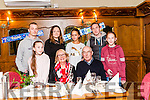 Jack Browne from Rockchapel celebrated his 70th. Birthday last Saturday in Leens Hotel Abbeyfeale with his family.<br /> Front: Erin Browne (Granddaughter) ,  Eileen( Wife), Jack Browne,<br /> Tamzin Browne ( Granddaughter)<br /> Back: John ( Son) , Annette  ( Daughter) Lauren Browne (Granddaughter) &amp; Jerry ( Son).