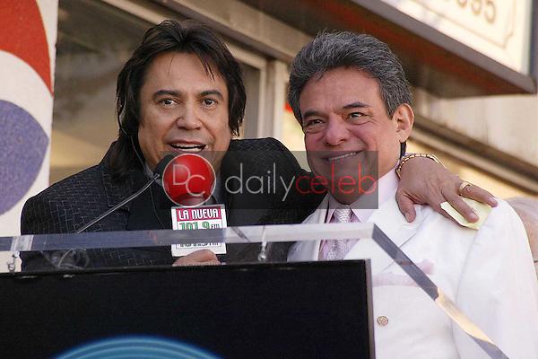Renan Almendarez Coello and Jose Jose