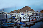 BOATS AND YACHTS DOCKED IN CABO SAN LUCAS