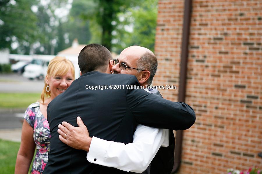 Nina & Keith -  June 11, 2011 - Bensalem, Pennsylvania (Photo by Paul Lutes/cainimages.com)