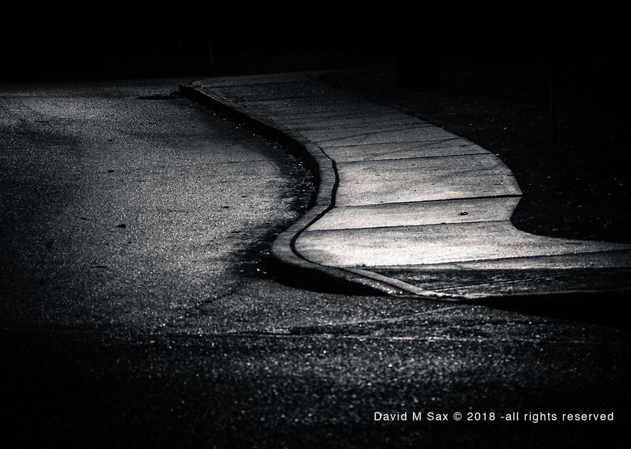 12.14.18 - Down The Sidewalk...