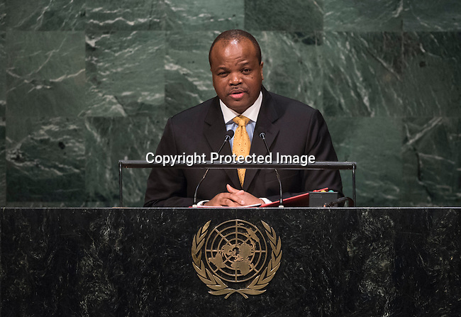 Address by His Majesty King Mswati III, Head of State of the Kingdom of Swaziland