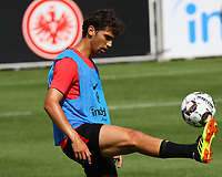 Lucas Torro (Eintracht Frankfurt) - 08.08.2018: Eintracht Frankfurt Training, Commerzbank Arena<br /> <br /> DISCLAIMER: <br /> DFL regulations prohibit any use of photographs as image sequences and/or quasi-video.