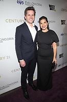 15 November 2019 - Beverly Hills, California - Ryan Piers Williams, America Ferrera. The Eva Longoria Foundation Gala held at The Four Seasons Hotel. Photo Credit: FS/AdMedia