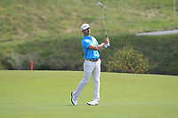 Wade Ormsby (AUS) on the 1st fairway during Round 4 of the HNA Open De France at Le Golf National in Saint-Quentin-En-Yvelines, Paris, France on Sunday 1st July 2018.<br /> Picture:  Thos Caffrey | Golffile