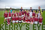 Scartaglin GAA celebrates it's 50th Football Blitz and family fun day on Saturday Pictured Scartaglen