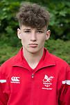 Rhys Edwards<br /> <br /> Team Wales team photo prior to leaving for the Bahamas 2017 Youth commonwealth games - Sport Wales National centre - Sophia Gardens  - Saturday 15th July 2017 - Wales <br /> <br /> &copy;www.Sportingwales.com - Please Credit: Ian Cook - Sportingwales