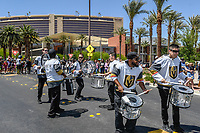 LAS VEGAS, NV - April 29: Atmosphere Las Vegas Golden Knights Send Off at City National Arena  in Summerlin, Nevada on April 29, 2018. Credit: Damairs Carter/MediaPunch