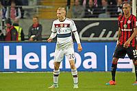 Sebastian Rode (Bayern) - Eintracht Frankfurt vs. FC Bayern München, Commerzbank Arena